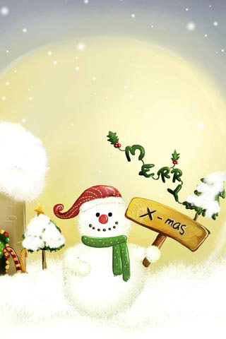 Christmas iPhone Wallpapers 22