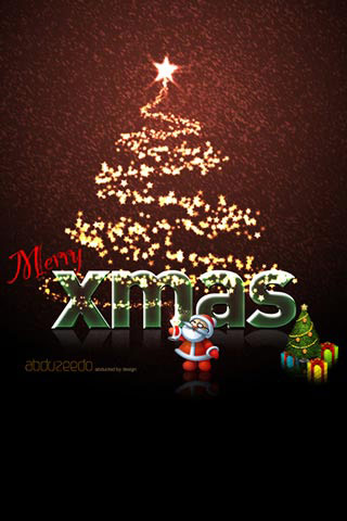 Christmas iPhone Wallpapers 24
