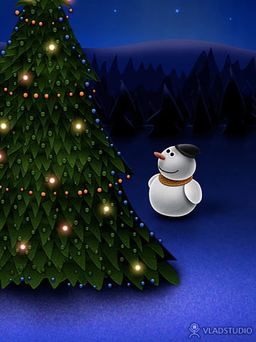 Christmas iPhone Wallpapers 6