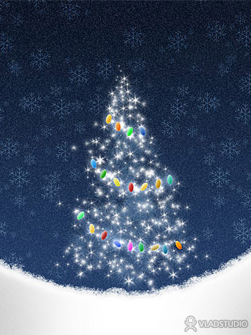 Christmas iPhone Wallpapers 7