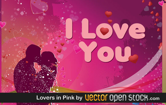 Lovers-in-Pink
