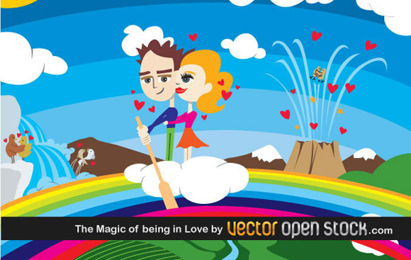 The-Magic-of-being-in-Love