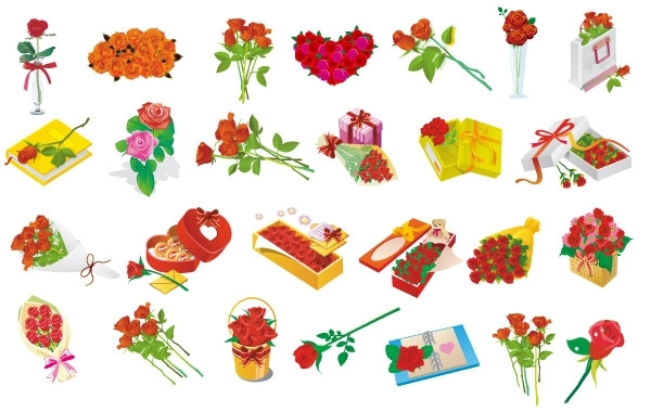 valentine-s-day-vector-gifts