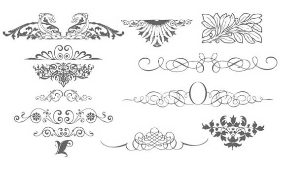 Free-Vector-Ornaments