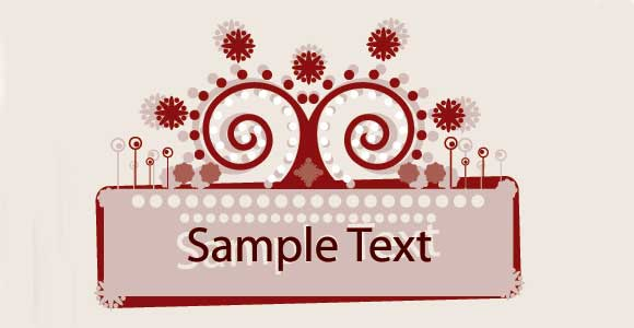 Ornament-Frame-Vector-Graphic