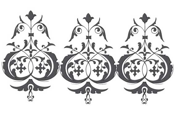 Ornaments-free-vector
