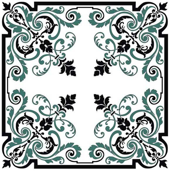 Square-Ornament-Vector