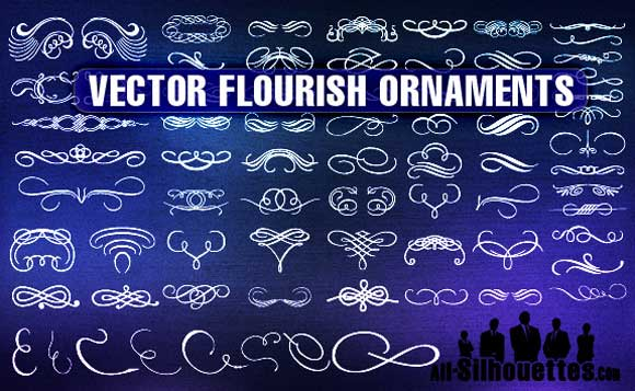 flourish-ornaments