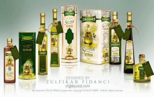 Dilmit Packaging