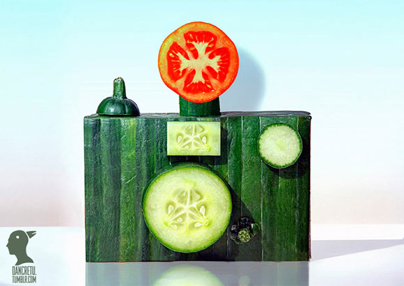 Sculpture-made-of-Food-9