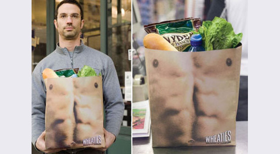 Six-pack Abs Bag