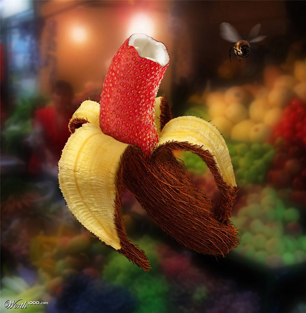 25-Photo-Manipulation-MixedFruit