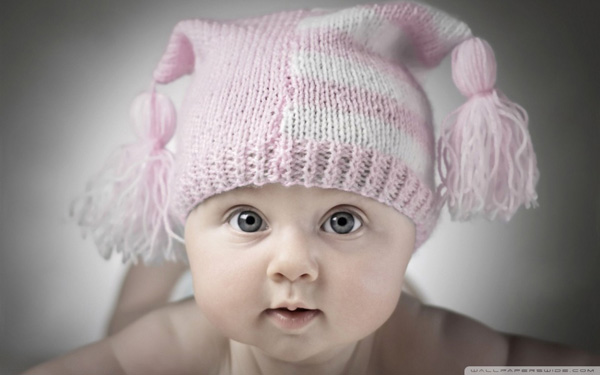 Adorable-Little-Baby-wallpaper