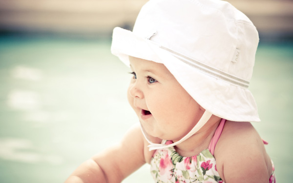 Cute-Baby-With-Hat