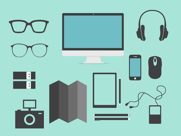 Comprehensive-Office-Environment-Tools-Vector-Pack