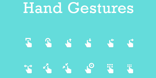 Hand-Gesture-Icons-12-Icons,-PSD