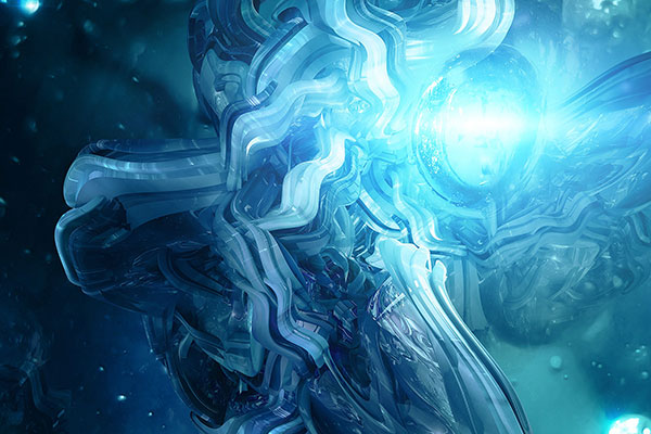 Create-Underwater-Themed-Abstract-Piece-In-Photoshop-and-Cinema-4D