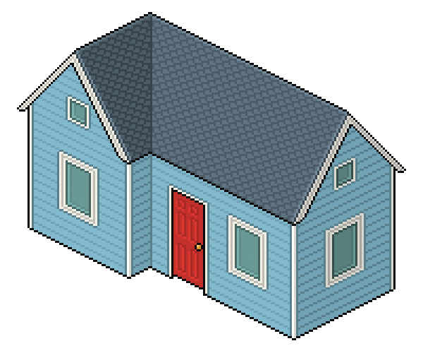 create-an-isometric-pixel-art-house-in-photoshop