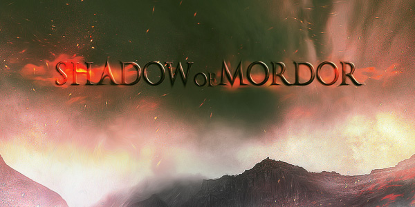 shadow-of-mordor-flatten-text-effect