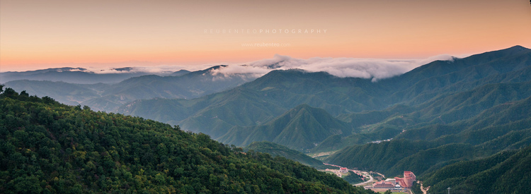 30 Panoramas Photos Show That Beauty of North Korea Landscape You Never Seen Before 19