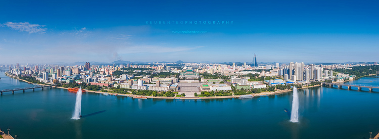 30 Panoramas Photos Show That Beauty of North Korea Landscape You Never Seen Before 2