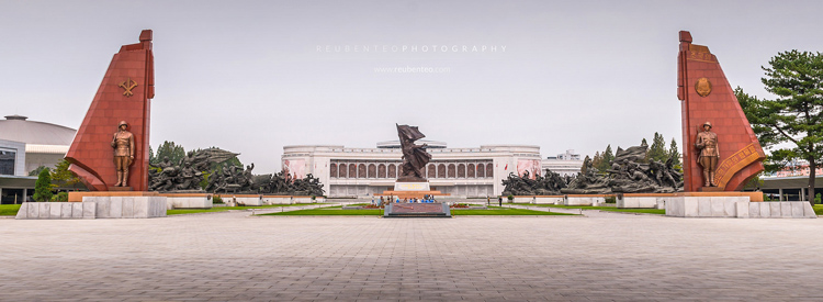 30 Panoramas Photos Show That Beauty of North Korea Landscape You Never Seen Before 20