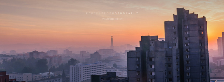 30 Panoramas Photos Show That Beauty of North Korea Landscape You Never Seen Before 28