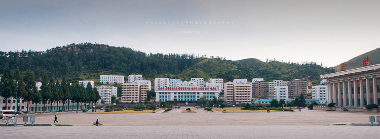 30 Panoramas Photos Show That Beauty of North Korea Landscape You Never Seen Before 29