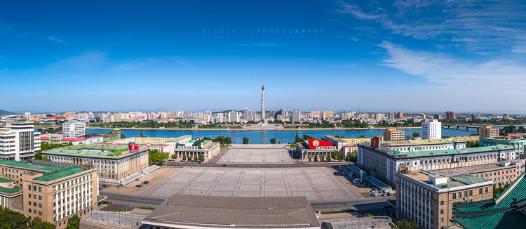 30 Panoramas Photos Show That Beauty of North Korea Landscape You Never Seen Before 5