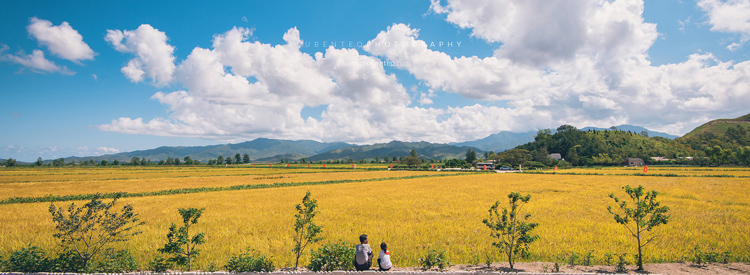 30 Panoramas Photos Show That Beauty of North Korea Landscape You Never Seen Before 7