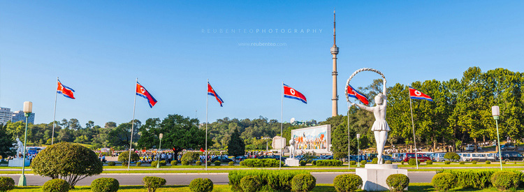 30 Panoramas Photos Show That Beauty of North Korea Landscape You Never Seen Before 8