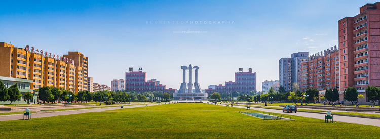 30 Panoramas Photos Show That Beauty of North Korea Landscape You Never Seen Before 9