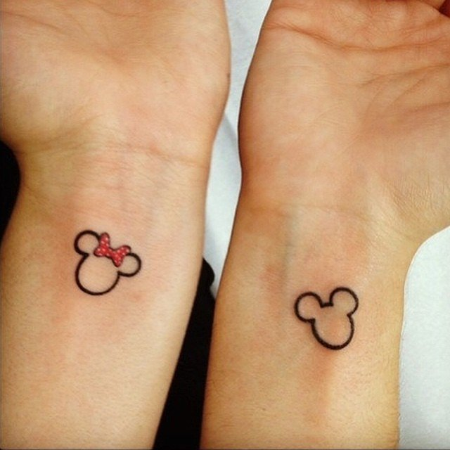 Matching Tattoos for Couple 3