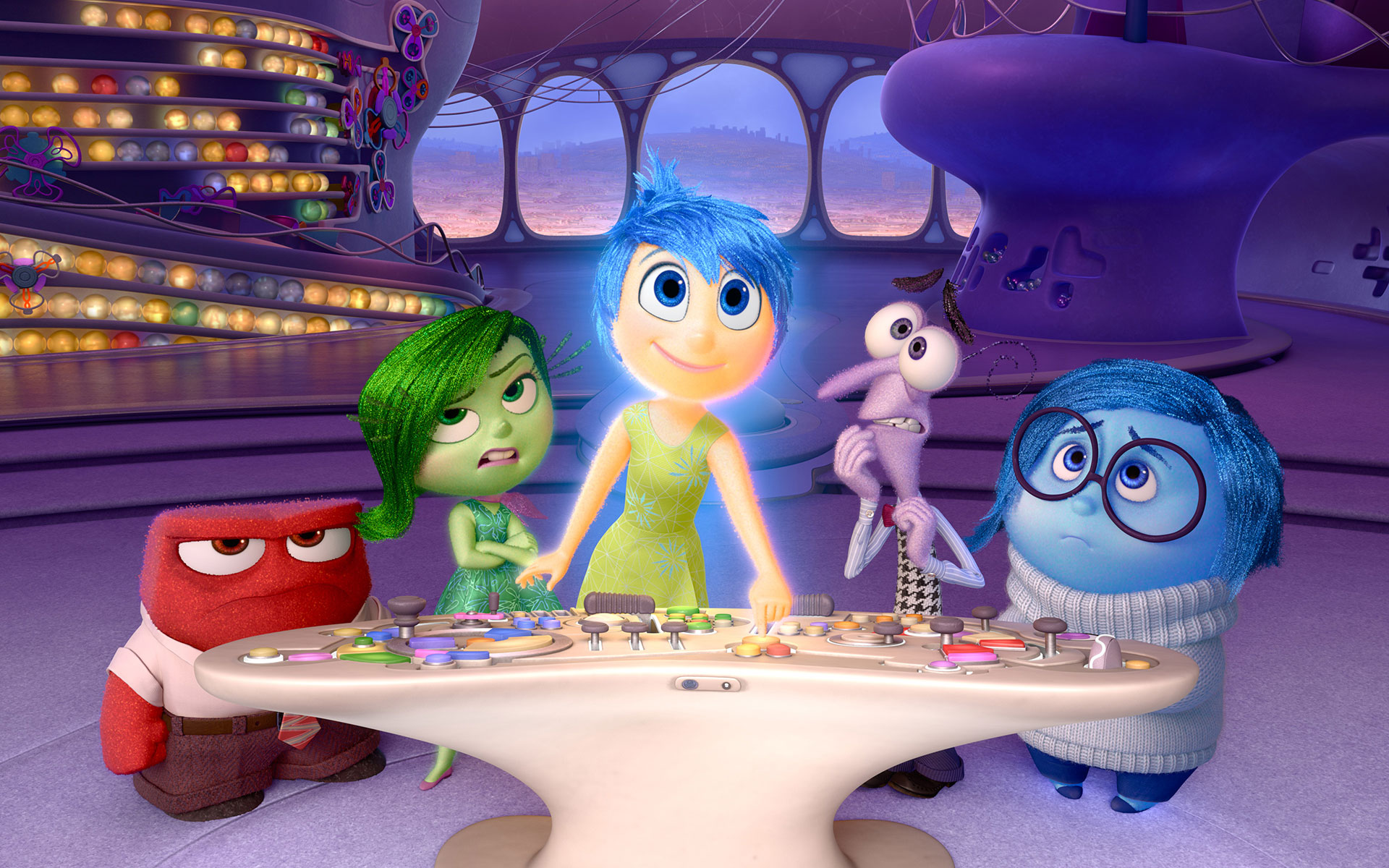Disney Movie Inside Out 2015 Desktop Iphone 6 Wallpapers