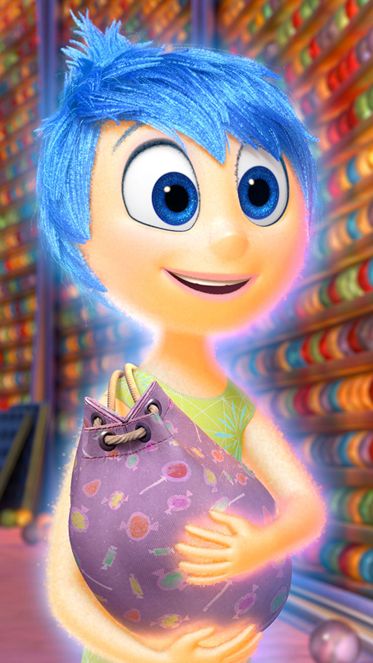 Inside Out disney wallpapers for iphone