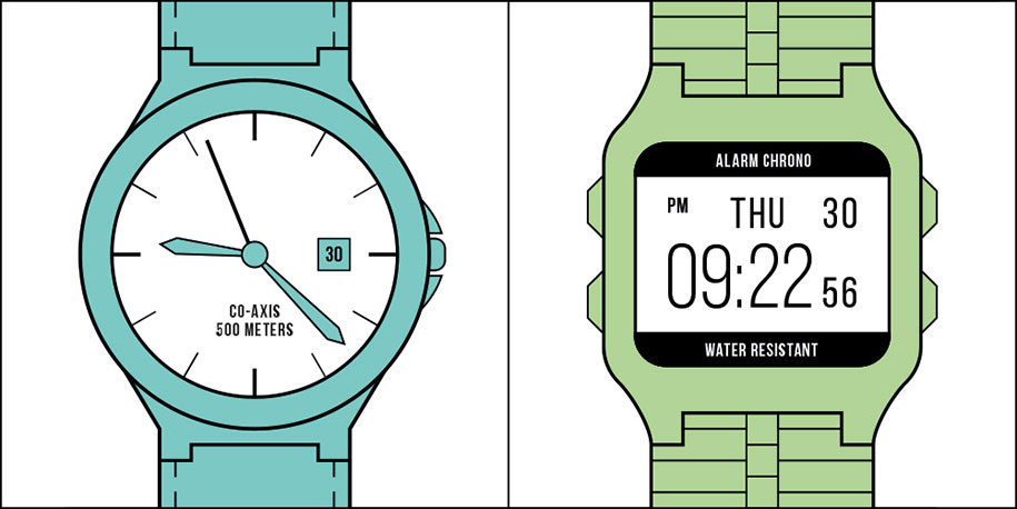 clever simple illustrations two kinds of people 16