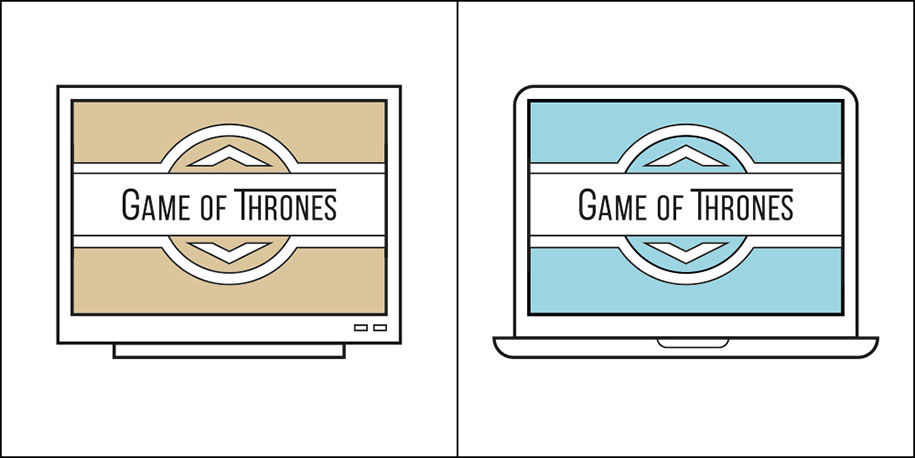 clever simple illustrations two kinds of people 20