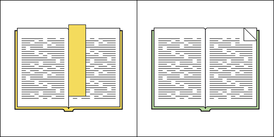 clever simple illustrations two kinds of people 3