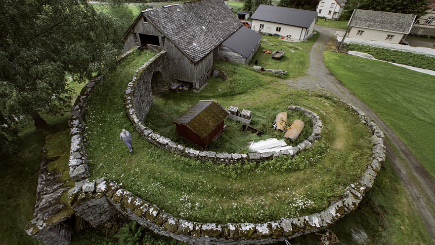 20 Pictures of Fairy Tale Architecture From Norway