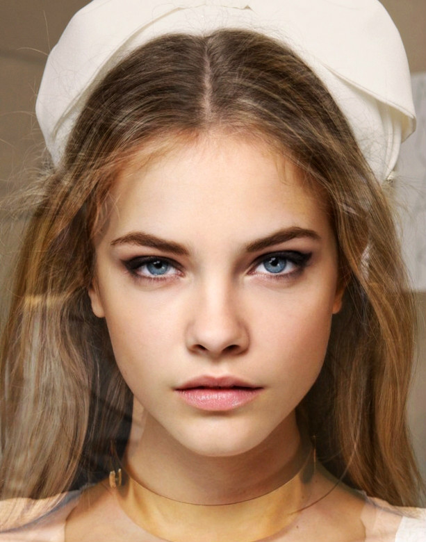 Photo Manipulations Combine Barbara Palvin-Cara Delevigne