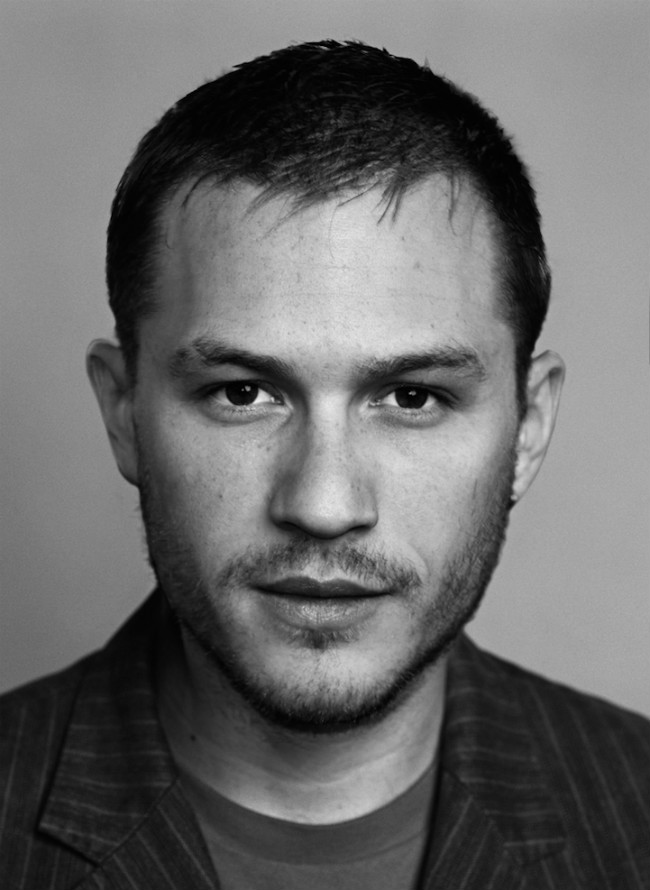 Photo Manipulations Combine Heath Ledger-Tom Hardy