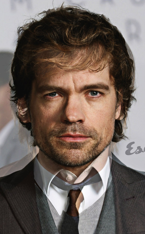 Photo Manipulations Combine Peter Dinklage-Nikolaj Coster-Waldau