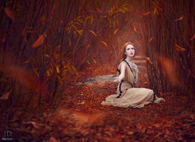 18 Waiting for Fall by Jessica Drossin