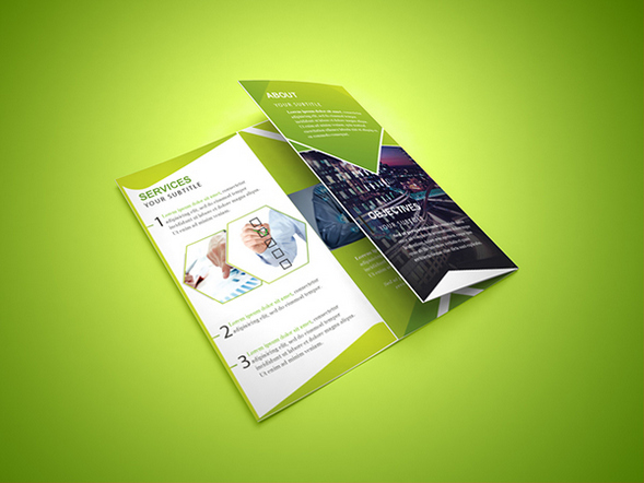 2 Trifold Brochure Files