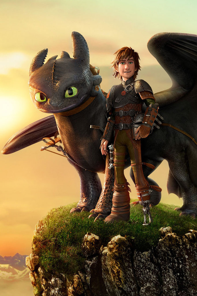29 How to Train Your Dragon