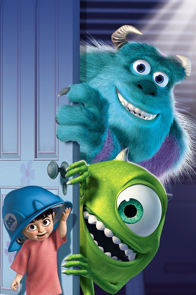 7 Monsters Inc
