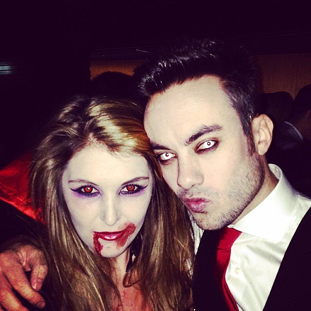 Halloween Costumes For Couples Scary.Scary Halloween Costumes Couple Vampires Stuffmirror