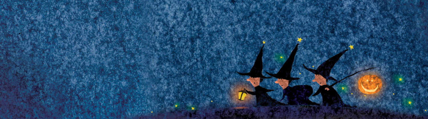 Awesome Halloween header for Twitter