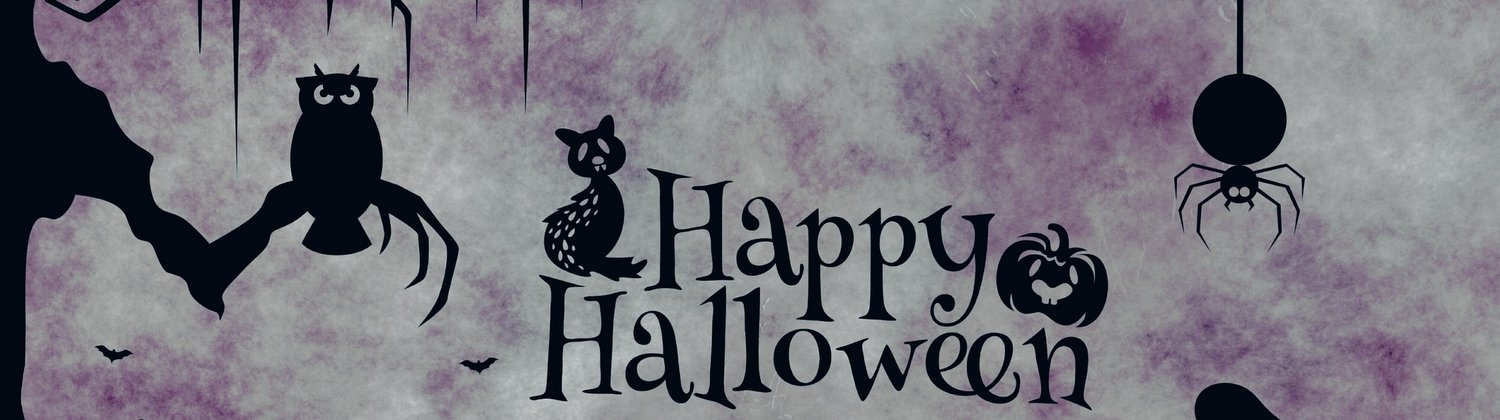 Happy Halloween Background for Twitter Profile