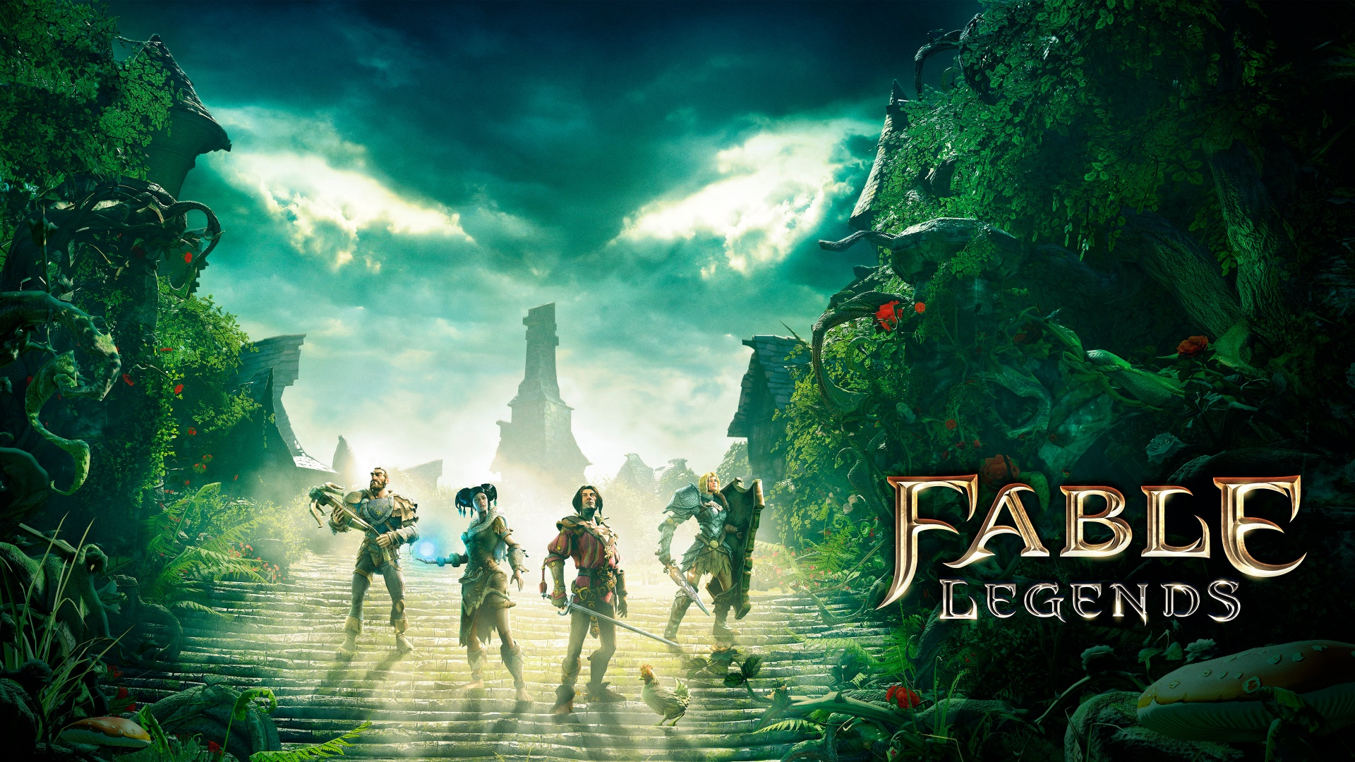 Fable Legends Game Wallpaper-1920x1080